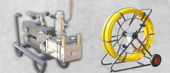 Cable Installation Instruments